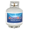 Rental store for 20lb Propane Tank - Purple in Atlanta GA