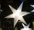 Rental store for Large 12-point Inflatable Star Light in Atlanta GA