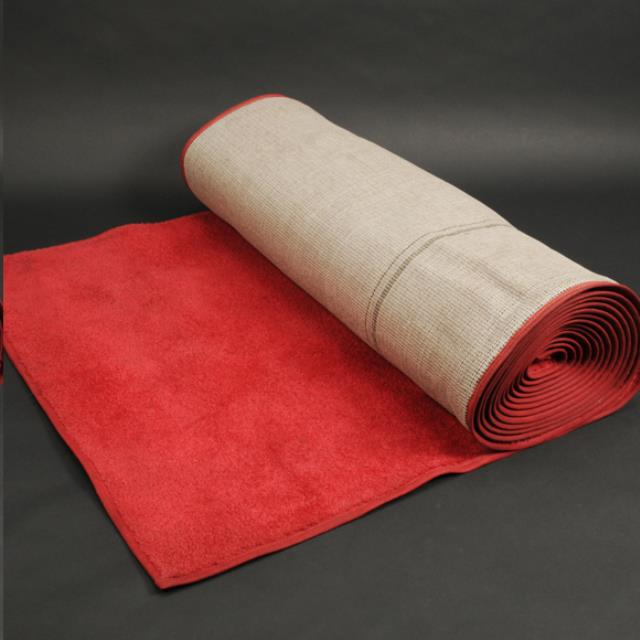 Where to find 3  x 50  Red Runner Carpet in Atlanta