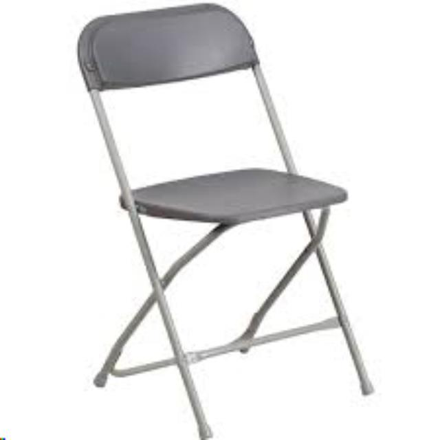 Where to find Gray Folding Chair in Atlanta